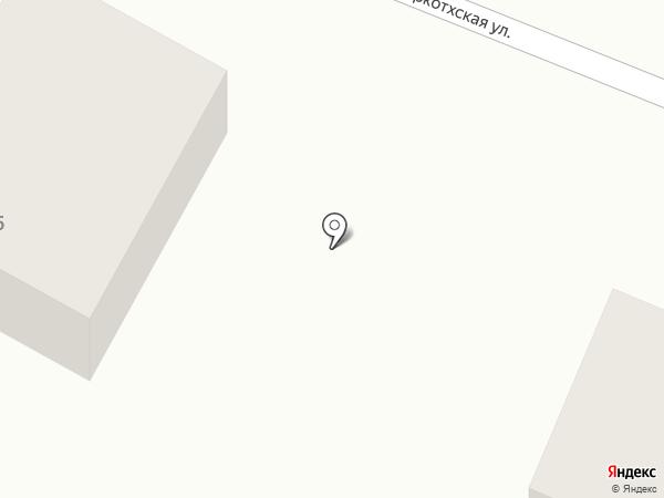 Extreme club 4Х4 на карте Новороссийска