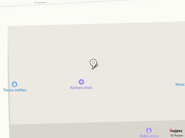 Магазин автоэмалей на карте Москвы