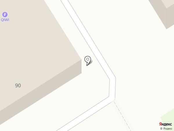 Грейтек на карте Москвы