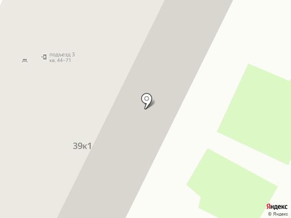 Ardor на карте Москвы