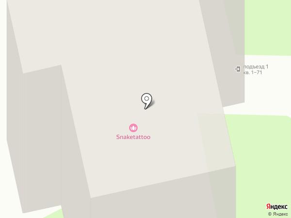 Центр гуманитарной помощи для женщин на карте Старого Оскола