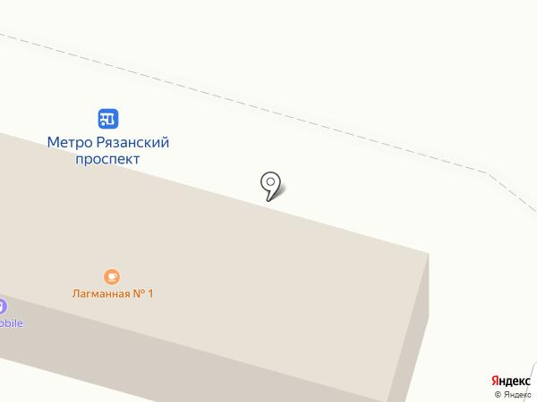 КЭШ ПОИНТ на карте Москвы