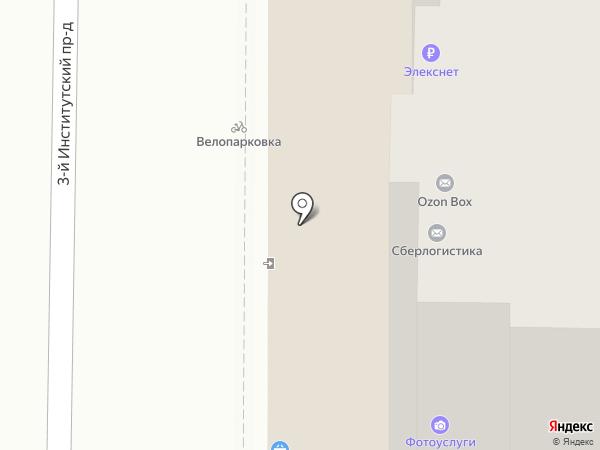 Магазин аксессуаров для телефонов на карте Мытищ