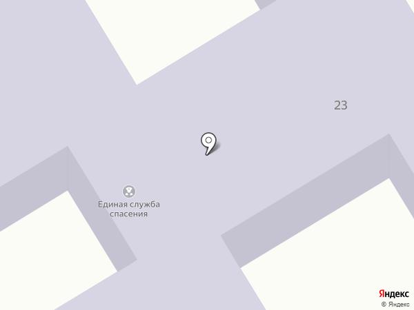 Социально-реабилитационный центр для несовершеннолетних на карте Старого Оскола