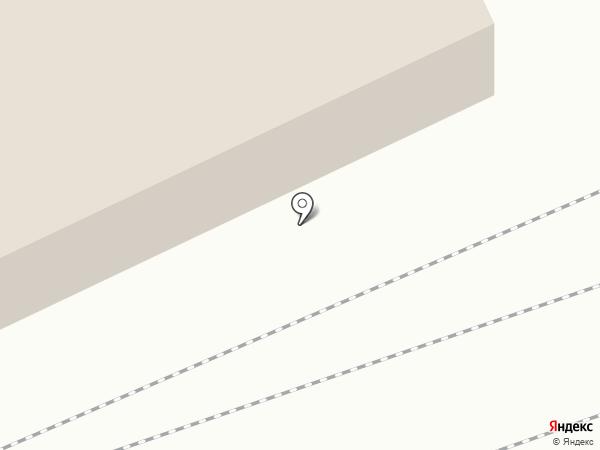 Автомойка на Новотетёрках на карте Москвы