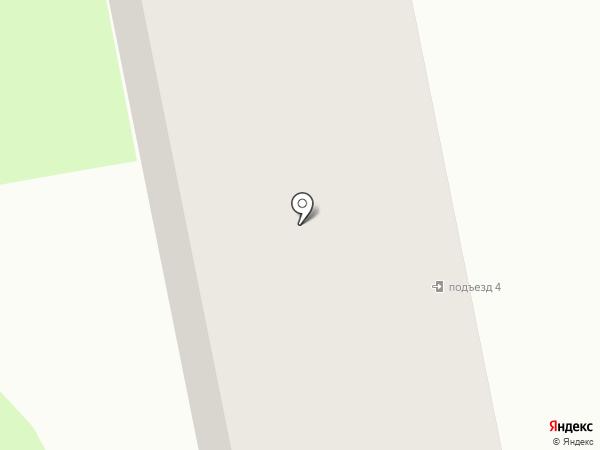 Участковый пункт полиции №4 на карте Старого Оскола