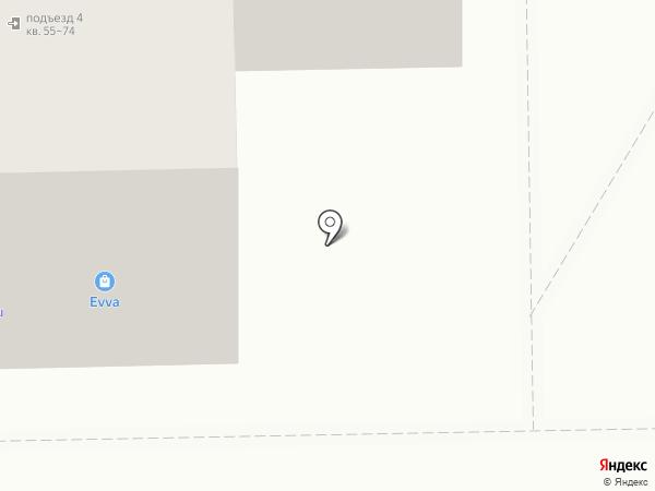 МегаФон на карте Москвы