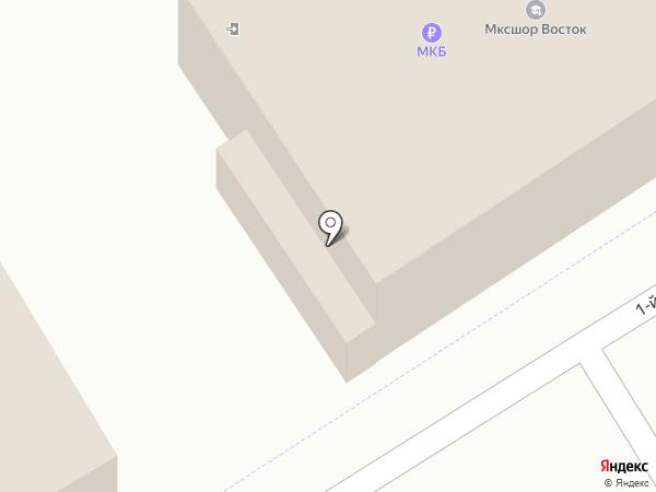 Платежный терминал на карте Акулово