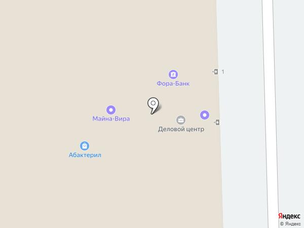 Метэко-Премагаз на карте Москвы