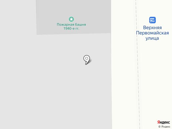Донер Кебаб Хаус на карте Москвы