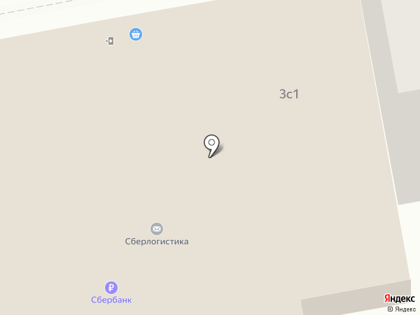Платежный терминал, Сбербанк, ПАО на карте Старого Оскола