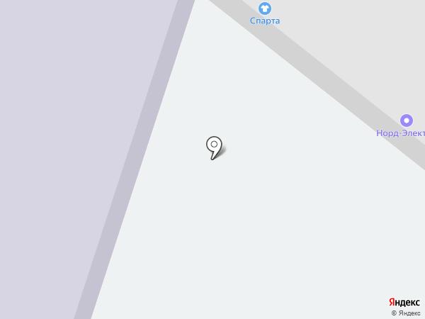 СПЕЦКОНТРОЛЬ на карте Москвы