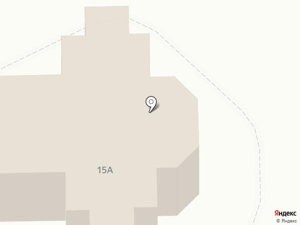 Храм в честь Покрова Пресвятой Богородицы на карте Федосеевки