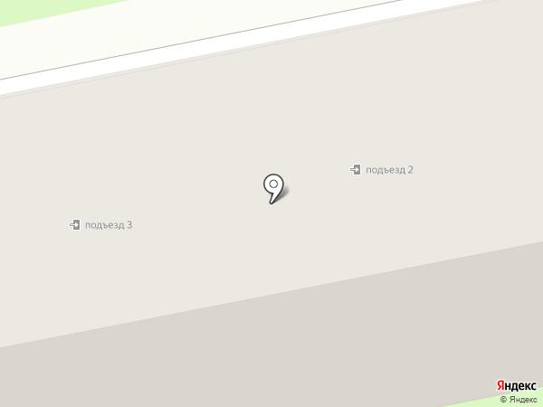 ЛГФ на карте Старого Оскола