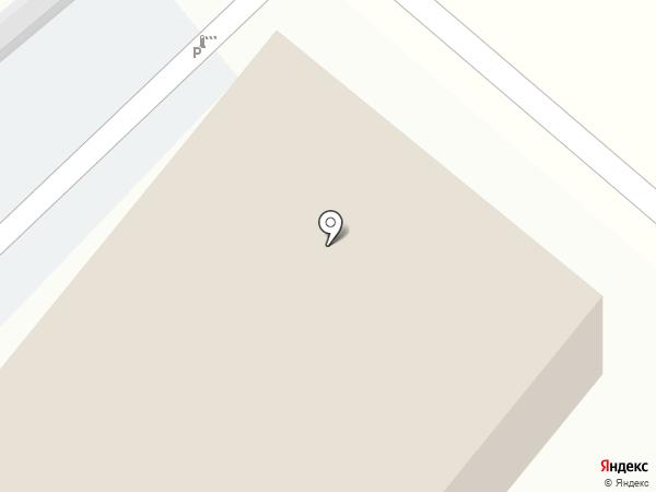 Южный дворик на карте Мещерино