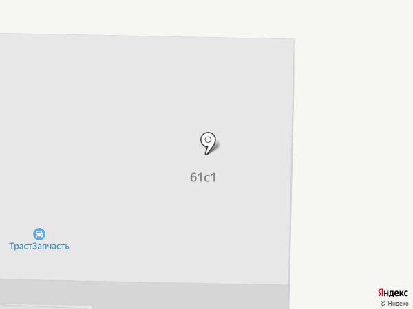 Пункт приема металла на карте Москвы