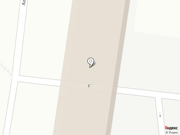 Ани на карте Дзержинского