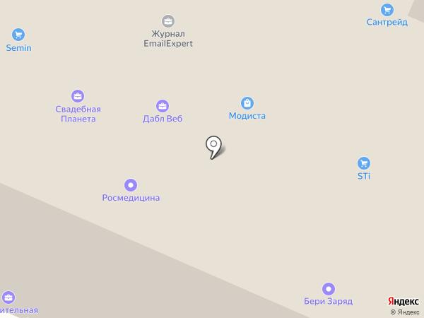 Just Consulting на карте Москвы