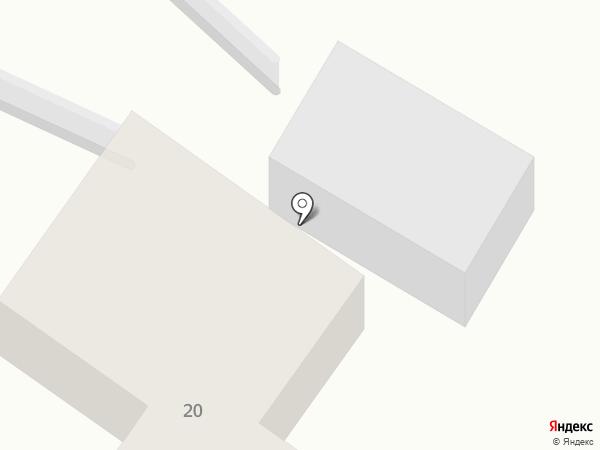 ДСМ на карте Старого Оскола