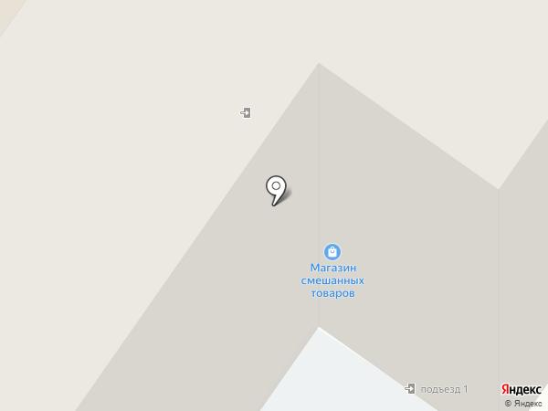 Магазин тканей на карте Старого Оскола