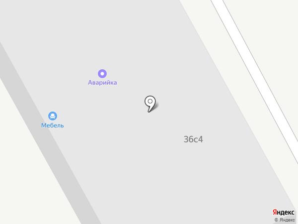 Bengaliya.ru на карте Москвы