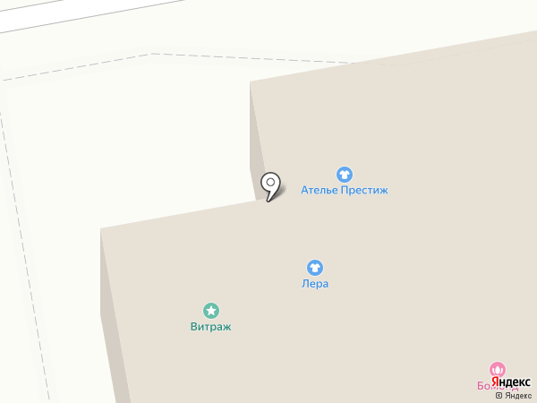 Чародейка на карте Старого Оскола