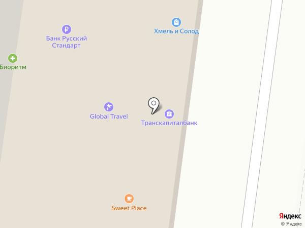 На грядке на карте Королёва