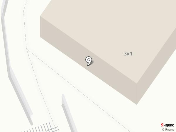 Авточехлы-Ковчег-М на карте Королёва