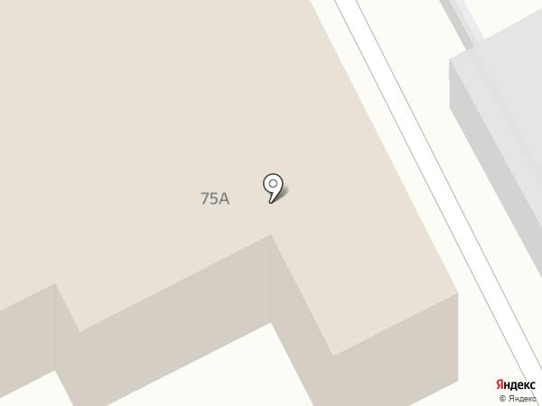 Вегас на карте Старого Оскола