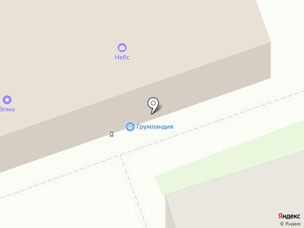 Далс инжиниринг на карте Москвы