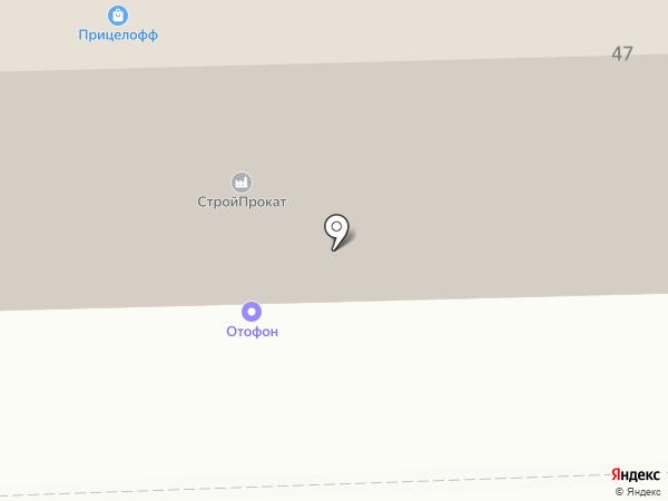 ГелиоСервис на карте Москвы
