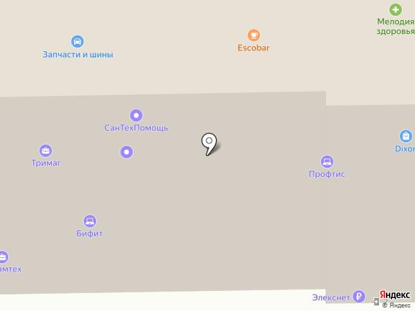 Ремли на карте Москвы