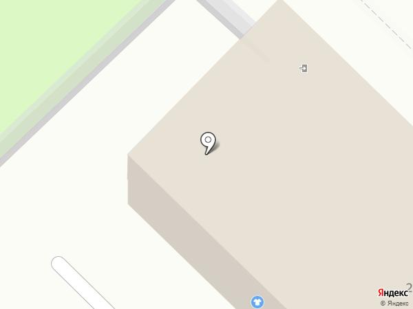 Грандис на карте Пушкино