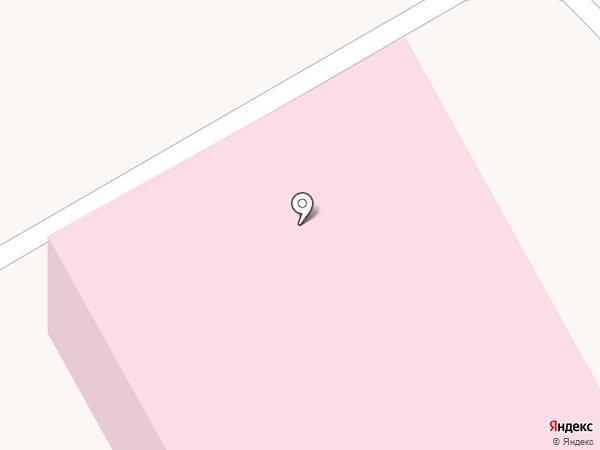 Старооскольская туберкулезная больница на карте Старого Оскола