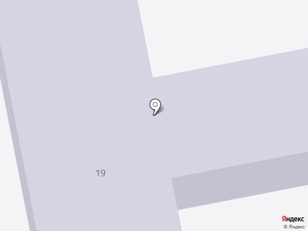 Детский сад №14, Солнышко на карте Старого Оскола