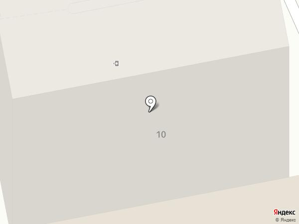 Ладушка на карте Старого Оскола