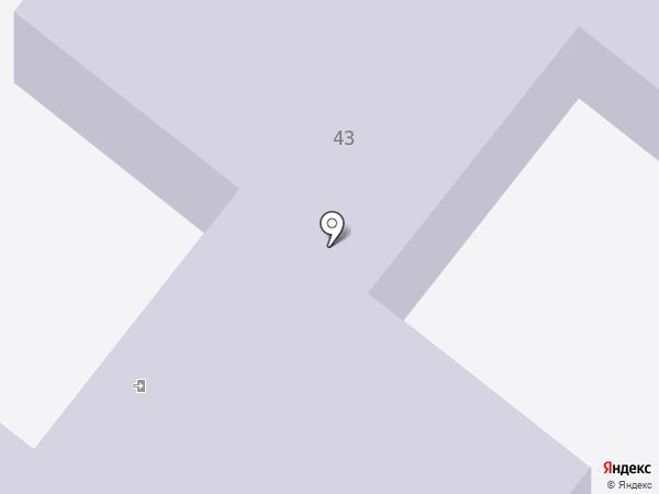 Детский сад №3, Теремок на карте Старого Оскола