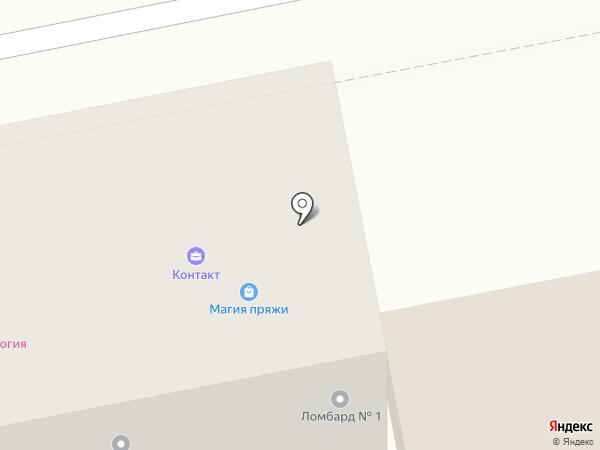 Микроденьги на карте Старого Оскола