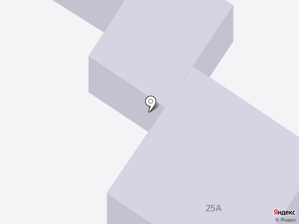 Начальная общеобразовательная школа №16 на карте Пушкино