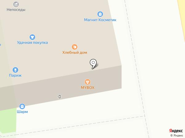 Сити Групп на карте Старого Оскола