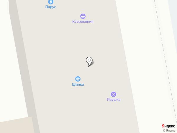 Вет-Премиум на карте Старого Оскола