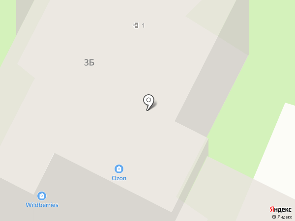 Тарбо на карте Старого Оскола