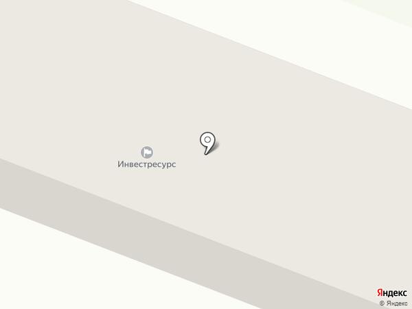 Интер Кар на карте Тарасовки