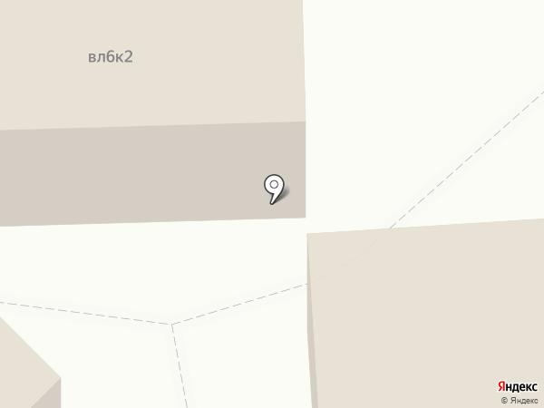 Пихтовый на карте Домодедово