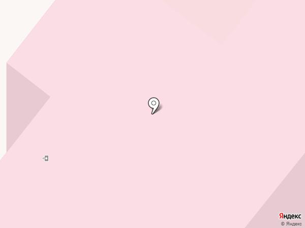 Городская больница №1 на карте Старого Оскола
