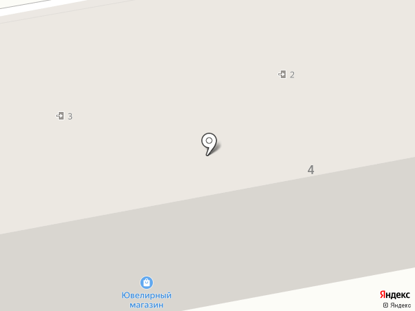 Берилл-ЕДВ на карте Старого Оскола