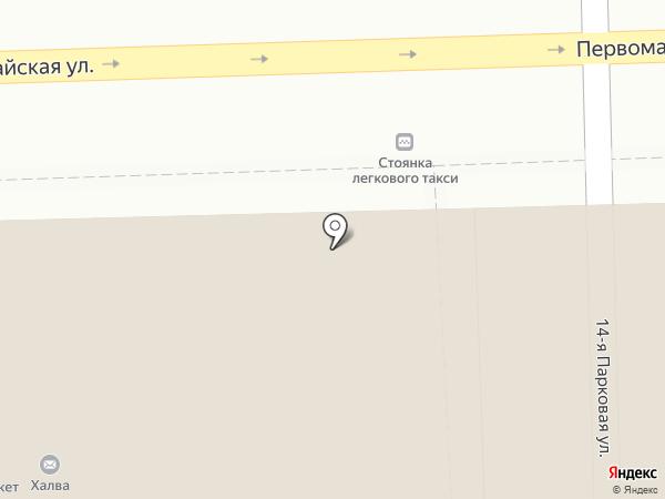 Дочки-Сыночки на карте Москвы