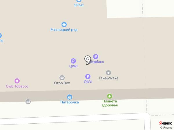 RBT-Service на карте Москвы