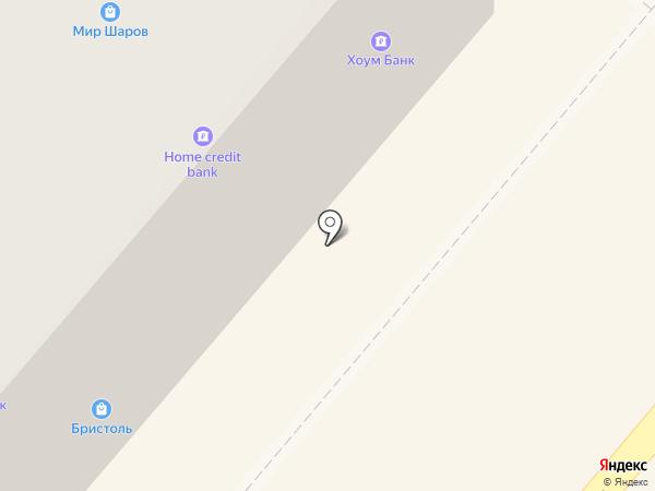 Джузеппе Сизый Нос на карте Королёва