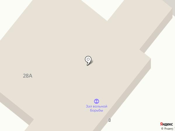 Ритуальное агентство на карте Старого Оскола